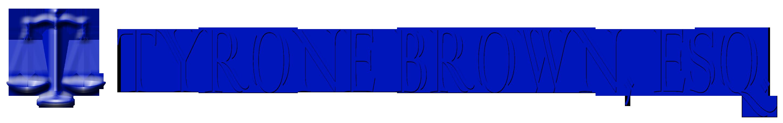 Tyrone Brown, Esq.